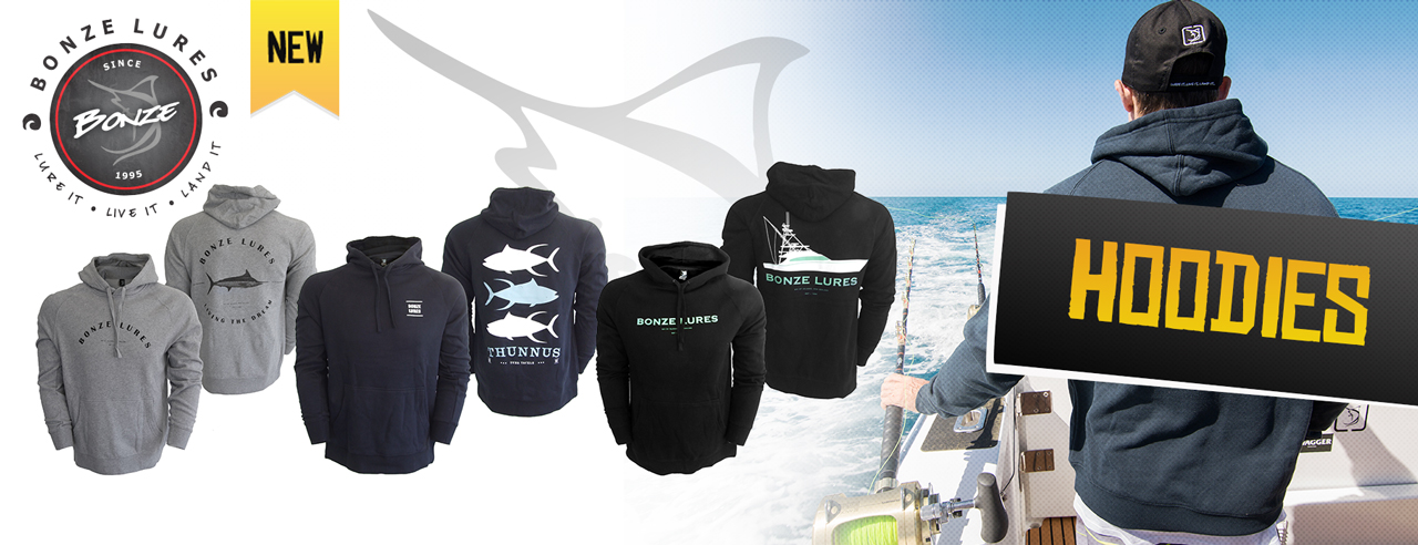 Bonze_Lures_Clothing - Hoodies