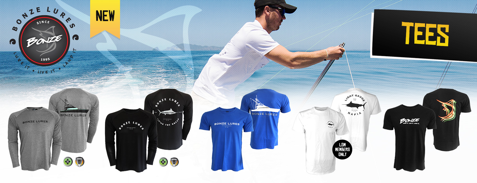 Bonze_Lures_Clothing - Tees