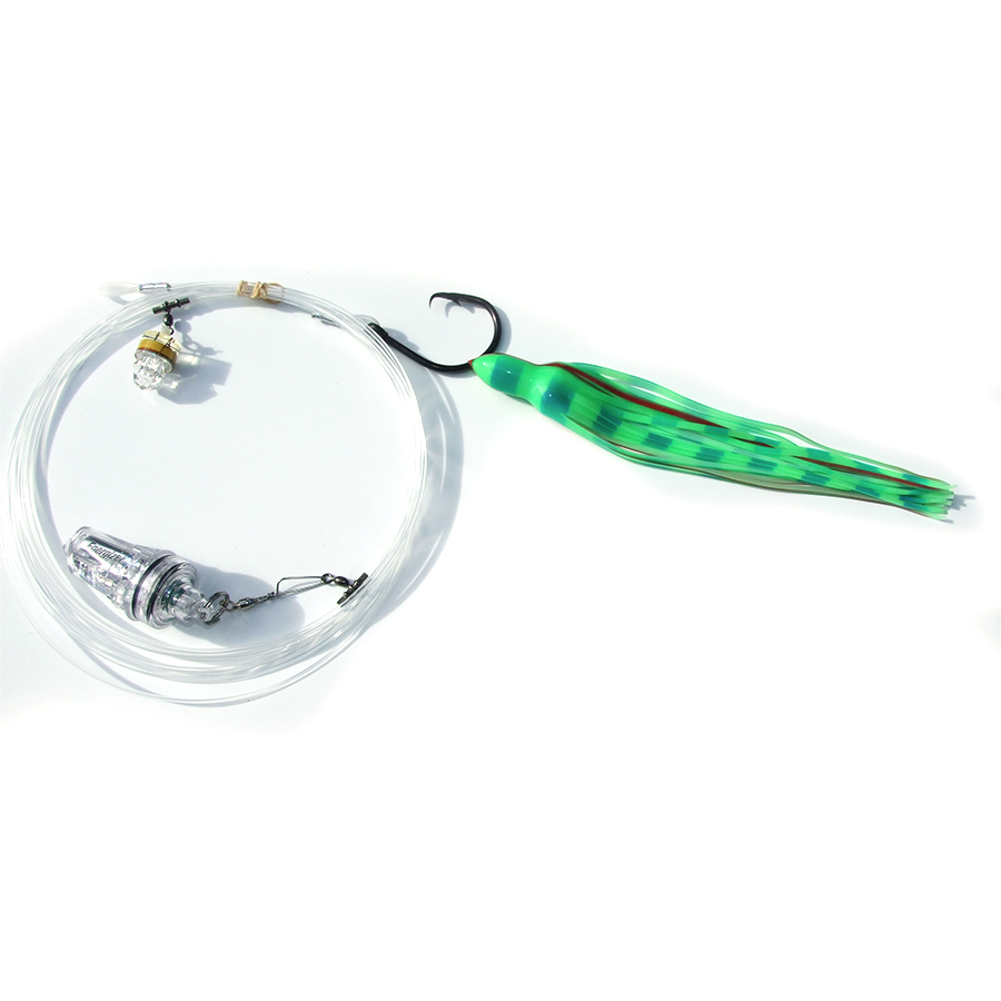 BONZE SWORDFISH RIG CIRCLE HOOK