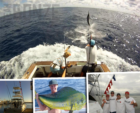 TEAM BONZE PEAK SPORTFISHING